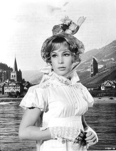 Barbara Eden - 'The Wonderful World Of The Brothers Grimm' - 1962
