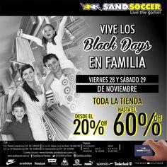 Vive los Black Days en familia!!! #nike #adidas #reebok #levis #salomon #lecoqsportif #puma #timberland #tommy #speedo #golty