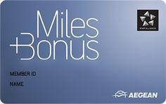 Καλώς ήρθατε στο Miles+Bonus | Miles+Bonus