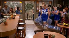 """S5 Ep17 """"The Love Seat"""" - """"I'm stupid... I admit. I even learned how to do the…"""
