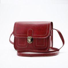 9b1891d030 2017 New Korean Version Of The Small Square Women Bag Fashion Handbags  Retro Shoulder Bag Messenger