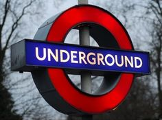 """London Subway. """"Mind The Gap."""" October 3rd, 2012. Done a few other times too."""