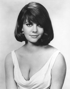 Named my daughter after this 60's movie star, Natalie Wood.