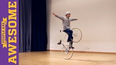 David Schnabel - Artistic cycling is a form of competitive indoor cycling in which athletes perform tricks for points on specialized, fixed-gear bikes in a format similar to ...