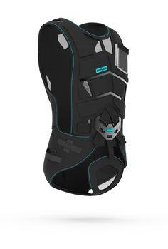 Bosun harness. Product Design & Development – 4DESIGN New Zealand