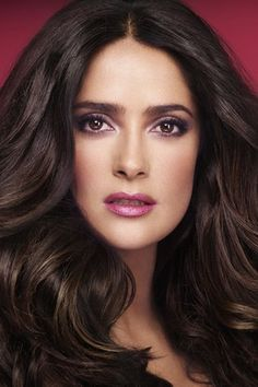 Salma Hayek (courtesy photo).  Nuance by Salma Hayek's complete beauty line includes skincare, cosmetics, haircare and nail care. Available at CVS stores.