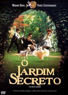 - O jardim secreto 🌲🌳🌻