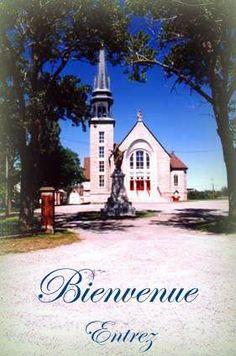 Le Sanctuaire de Sainte-Anne à Rimouski Neuvaine du 17 au 26 juillet 2014 Quebec, Ancestry, Marines, French, Mansions, House Styles, Mansion Houses, French People, Quebec City