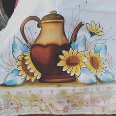 Uma pintura minha bem simples♥
