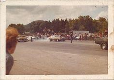 Acapulco Gold 1971 Z-28 Camaro @ Dover Drag Strip Wingdale NY by georgechecchi