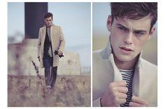 Reiss Autumn/Winter 2014 Cover Story Men's Lookbook | FashionBeans.com