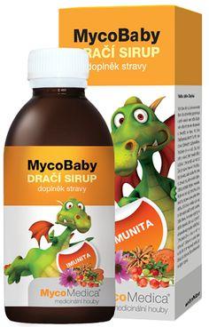 Facebooková soutěž o MycoBaby dračí sirup - Imunita pro děti