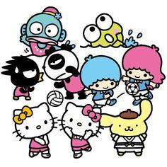 Sanrio Friends:)