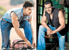 "Special Screening of Sooraj Pancholi's ""Hero"" for Salman Khan | Salman Kingdom"