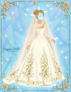 Cinderella by Cory Jensen. D