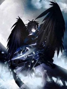 181 Best Dark Anime Mythical Images Anime Art Manga Drawing