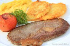 Steak and Eggs from Acacia Hotel Manila