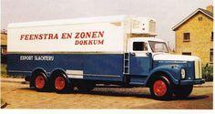 Scania Vabis Feenstra Dokkum