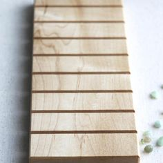 This natural wood display board is now offered in a light toned MAPLE wood. WE are super excited about this new species of wood that is offered - November 02 2019 at Wood Jewelry Display, Hanging Jewelry Organizer, Bracelet Display, Wood Display, Earring Display, Jewellery Display, Display Ideas, Display Boards, Jewelry Storage