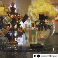 #Repost @grossmithlondon with @repostapp ・・・ Sylvan Song is now available in a 10ml size bottle - perfect to carry in your handbag during this festive time!⠀ Available exclusively from @Fortnums ⠀ #Grossmith #GrossmithLondon #GrossmithChristmas #FortnumsChristmas #FortnumsBeauty #Fortnums #SylvanSong #MadeInEngland #rosinaperfumery #glyfada #athens #greece #shoponline : www.rosinaperfumery.com