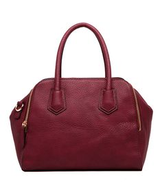 Look at this MKF Collection Purple Bella Tote on #zulily today!