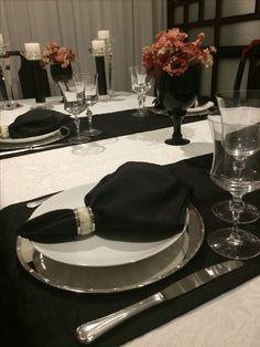 Jantar, preto e branco