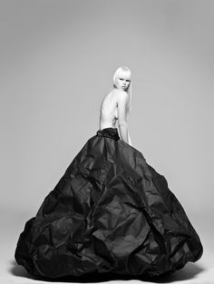 Paper Dress by Gary Britton