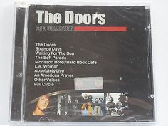 The Doors Collection 9 Albums 2002 RMG Records 133 Tracks & The Doors Matrix Club Tapes 4-CD Clamshell Box Set by Bedrock ... Pezcame.Com