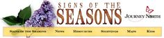 Signs of the Seasons updates with bear den webcam