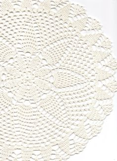 Hand crochet beautiful doily, made from cream crochet cotton. Diameter about 13 (33cm). Will be adorable decoration at your home, will look great on any table. Perfect as a gift or just to treat yourself. Would like this doily in different colour, just let me known which colour you looking for and I try to do my best making it to you. If you have any questions please contact me. You can find me on Facebook – Just search for Hand made by Fausta and like my page