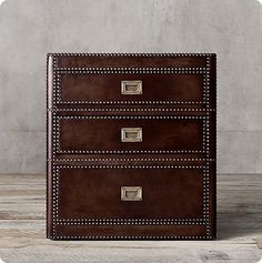 Restoration Hardware Marseille Nightstand