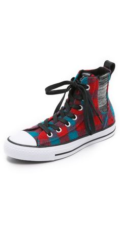 Converse Chuck Taylor All Star High Rise Sneakers | SHOPBOP