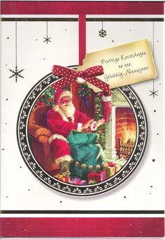 Santa Claus | by Mailbox Happiness-Angee at Postcrossing