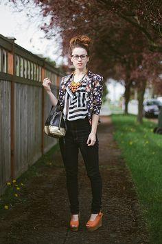 Back to Basics // Jeans 1 by Delightfully Tacky