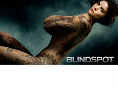 #Blindspot, Mondays this Fall on NBC