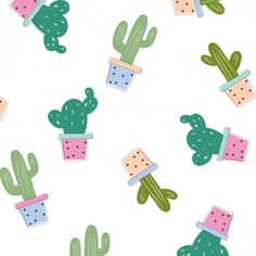 Do you have a soft spot for succulents? If you do, this cactus wallpaper might be just the thing to decorate your desktop!