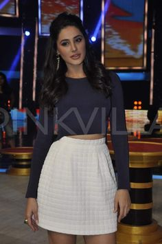 Varun, Ileana, Nargis promote Main Tera Hero on IGT