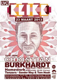 KLIKK /w Christian Burkhardt