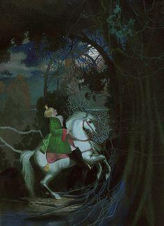 """Перро """"спящая красавица"""" 015 by n.illarionova, via Flickr"""