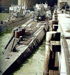 U-861 was a Type IXD2 U-boat of German Kriegsmarine during World War II.