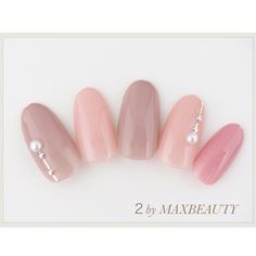 Loving these naturals shorter nail colours. Great for any occasion x