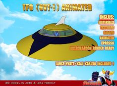 http://www.cgtrader.com/3d-models/space/spacecraft-sci-fi/koji-kabuto-tfo-ovt-1-animated