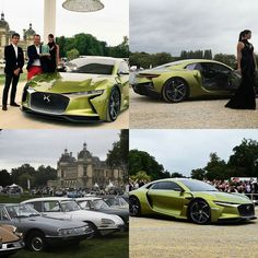 "Magnifique! Félicitations! @ds_official : ""What a day DS #E-Tense is the winner of the elegance contest at #Chantilly2016 !"" #LoveDS #WeAreDS #AbsolutelyDS #SpiritOfAvangarde #Electric #ETense #Innovation @artsetelegance @dsfrance @dsperformance @dsargentina"
