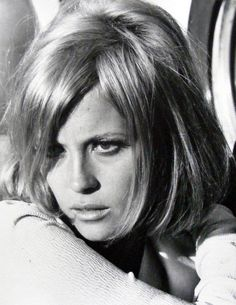 Faye Dunaway Bonnie and Clyde by Arthur Penn, 1967