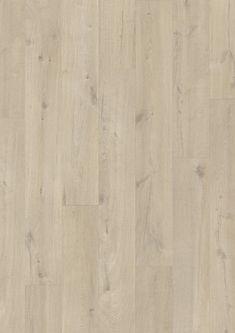 Quick Step Livyn Pulse Glue Down Plus Katoen eik beige PVC Parquet Pvc, Dalle Pvc, Quick Step Flooring, Sol Pvc, Pale White, Surf House, Color Balance, Wire Brushes, Light Oak