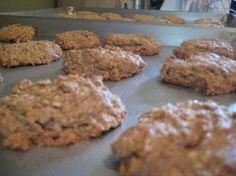 Vegan Banana Oat Cookies Recipe - Food.com