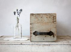 Vintage Farmhouse Drawer with Handle by jerseyicecreamco on Etsy,