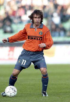 Andrea Pirlo en el Inter.