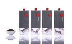 Taiwan High Mountain Tea packaging by Victor Branding Design Corporation