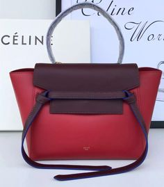 Having to stand against its famous trapeze bag sister, this particular Celine bag is the ultimate fashion design piece each woman must own. View more designer bags at http://www.luxtime.su/